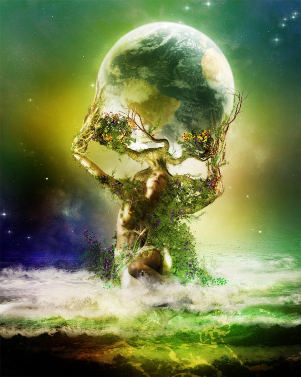 Сознание планеты Земля. Ченнелинг. Часть 2.