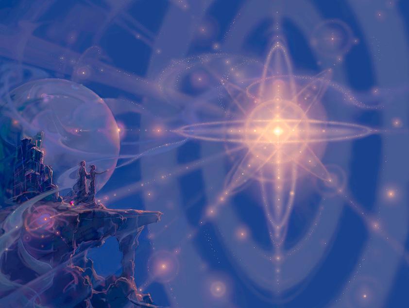 Контакт с наблюдателями из Галактического Совета