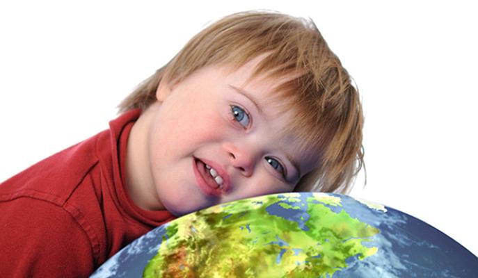 О детях с синдромом дауна и детях-аутистах