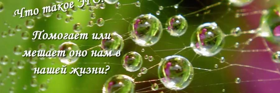 Доброе Утро с ЯАЭЛЬ! «Что такое ЭГО? Помогает или мешает оно нам в нашей жизни?»