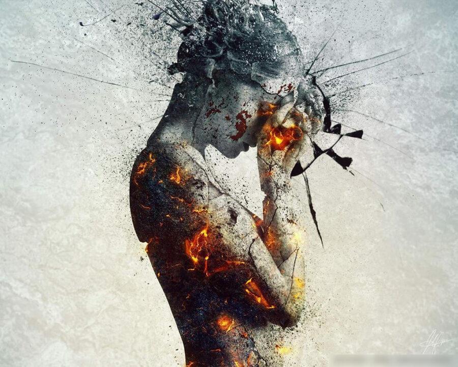 КЛУБНЫЕ ПОСИДЕЛКИ. Боль сущности или куда нырять с головой.