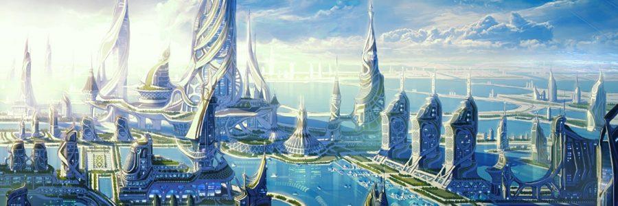 Цивилизация другого плотного Мира.