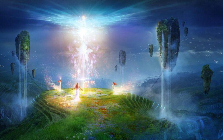 НОВОСТИ ВСЕЛЕННОЙ | Межпространственные ключи, КРАЙОН, Магический эгрегор,  Учительская система. Ангельская система – расстановка сил.