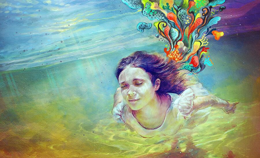 Собственные творения ГАЙИМИЯ, проживающие опыты на Земле.