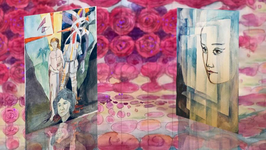 АКАДЕМИЯ ИЗНУТРИ | Тонкие планы глазами художника
